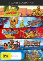 Scooby Doo! : Legend of the Phantosaur / Stage Fright / Music of the Vampire / Curse of the Lake Monster / SD and the Goblin King