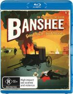 Banshee : Season 2 - Antony Starr