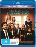 This Is Where I Leave You (Blu-Ray/UV) - Jason Bateman