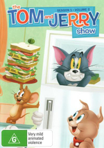The Tom and Jerry Show : Season 1 Volume 2 - Simon Helberg