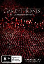 Game of Thrones : Complete Seasons 1-4 - Peter Dinklage