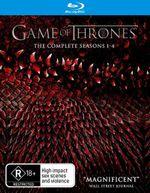 Game of Thrones : Season 1-4 - Peter Dinkage