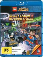 Lego : DC Comics - Super Heroes: Justice League vs Bizarro League (Original Movie) - Nolan North