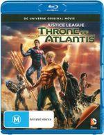 Justice League : Throne of Atlantis - Matt Lanter
