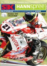 SBK Superbike World Championship - The Official 2008 FIM Superbike World Championship Review (2 Disc Set)