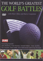 The World's Greatest Golf Battles : Crunch Time - Tight Toned Terrific (known for The ...