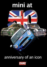 Mini at 50 - Anniversary of an Icon