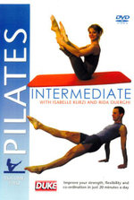 Pilates Intermediate with Isabelle Kurzi and Rida Ouerghi
