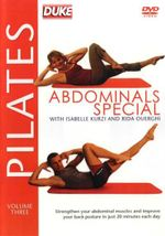 Pilates No.3 - Abdominals Special