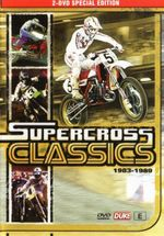 Supercross Classics - 1983-1989 : Special Edition (2 Disc Set)