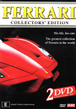 Ferrari - Collector's Edition (Enzo Ferrari / Ferrari Festival) (2 Disc Box Set)