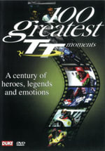 100 Greatest TT Moments - Murray Walker