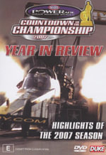 NHRA - Countdown To The Championship 2007 : Year In Review