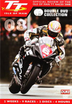 TT Isle of Man : Official Review of the Isle Of Man TT Races 2008