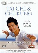 Tai Chi & Chi Kung - Triple DVD Collection (3 Disc Set)