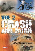 Crash and Burn - Vol. 2