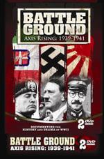 Battleground : Axis Rising 1939 - 1941 (World War II) (2 Discs)