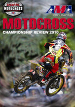2010 AMA Motocross Review (2 Disc)