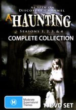 A Haunting : Complete Collection - Seasons 1 - 4 - Anthony Call