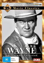 John Wayne Ultimate Collection Complete (Inc. Blue Steel / McLintock / The Man from Utah) (25 Movies 4 Discs) - Gabby Hayes