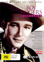 Roy Rogers Collection (10 Movies, 2 Discs) (Inc. Billy the Kid Returns / In Old Caliente / Rough Riders' Round-Up / The Arizona Kid) - Mary Lee