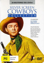 Silver Screen Cowboys : Complete Collection (26 Movies 6 Discs) - Roy Rogers