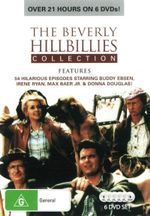 The Beverly Hillbillies Collection (6 Discs) - Irene Ryan