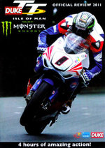 TT  Isle of Man : Official Review of the Isle of Man TT Races 2011 - James Whitham