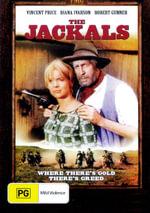 The Jackals - Bob Courtney