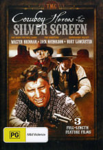 The Over-The-Hill Gang / The Shooting / Vengeance Valley (Cowboy Heroes of the Silver Screen) - Joanne Dru