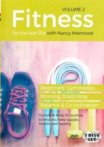 Fitness for the Over 50s : Volume 2 (Nancy Marmorat) (3 Discs) - Nancy Marmorat