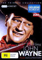 John Wayne Tribute Collection (Inc. Blue Steel / Dawn Rider / The Desert Trail) (25 Movies 4 Discs) - Noah Beery