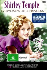 Shirley Temple : Everybody's Little Princess (4 Discs) - Sharyn Moffett