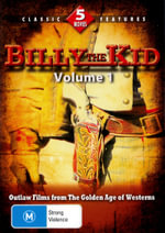 Billy the Kid Collection : Volume 1 (Inc. Billy the Kid's Gun Justice / Billy the Kid's Range War / Billy the Kid Trapped) (5 Movies 1 Disc) - Al St. John