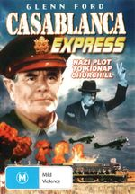 Casablanca Express - Jason Connery