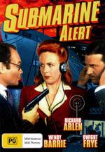Submarine Alert - Richard Arlen