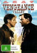 Vengeance Valley - Burt Lancaster