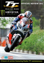 TT Isle of Man Review 2012 - Steve Plater