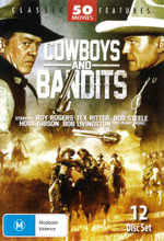 Cowboys and Bandits Collection - Johnny Mack Brown
