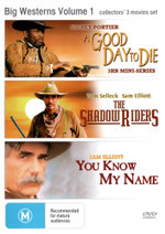 A Good Day to Die (1995) / The Shadow Riders / You Know My Name - Sidney Poitier