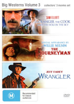 The Journey Man / The Ranger, The Cook and the Hole in the Sky / Wrangler - Jerry OConnell
