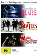Rock n Roll Legends (Remembering Elvis / The Beatles : Alone and Together / The Rolling Stones: Rolling On) - The Rolling Stones