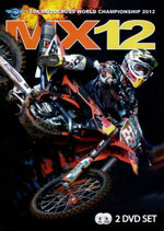MX12 : FIM MX1/MX2 Motocross World Championship 2012 - Clement Desalle