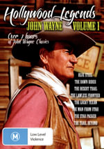Hollywood Legends Volume 1 : John Wayne (Blue Steel/The Dawn rider/The Desert Trail/The Lawless Frontier/The Lucky Texan/The Man From Utah/The Star Pac - Verna Hillie