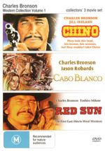 Chino / Cabo Blanco / Red Sun (Charles Bronson Westerns) - Charles Bronson