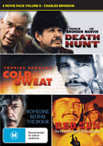 Cold Sweat / Death Hunt / Someone Behind the Door / Red Sun (Charles Bronson Volume 6) - Lee Marvin. Liv Ullman