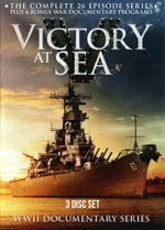 Victory At Sea : The Complete Series (WWII) - Narration By Leonard Graves