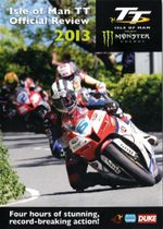 2013 TT Isle of Man Review - Bruce Anstey