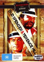 Bud Spencer and Terence Hill : Collectors Edition (10 DVD Boxset) - Kim McKay
