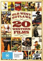 Old West Outlaws, 20 Western Films - Clint Walker